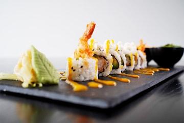 Nyt deilig takeaway sushi fra Nagai Sushi
