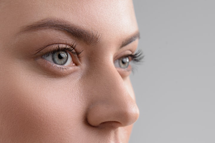 Carboxy behandling mot mörka ringar hos Laser Beauty Farsta