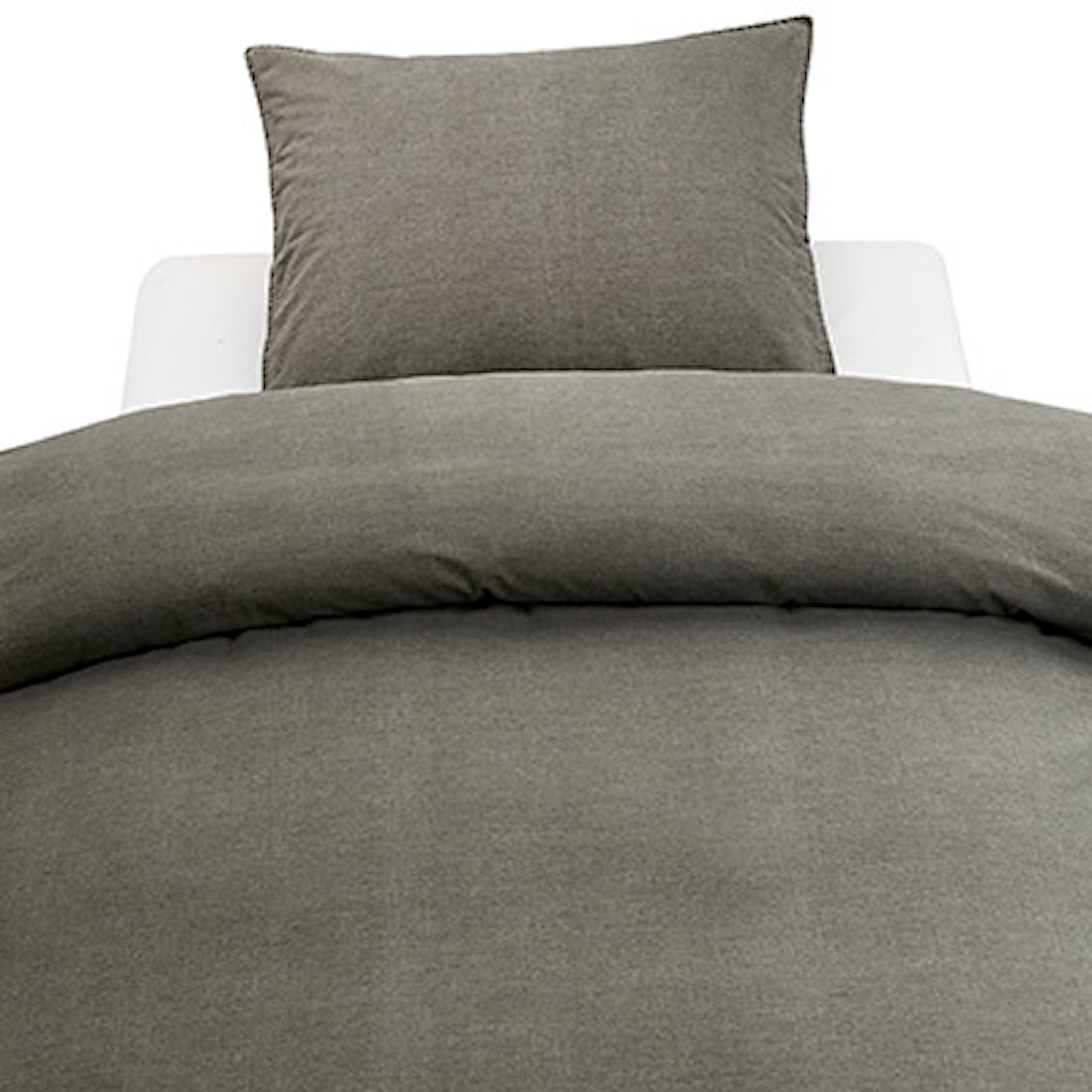 "Grå, Bedset ""Washed"" from Borganäs,  10 different colors, , ,"