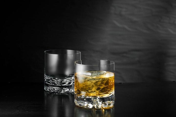 Orrefors Erik whiskeyglas 34 cl 6-pack