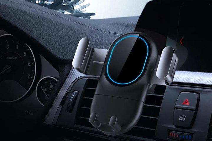 Qi-laddare för bilen