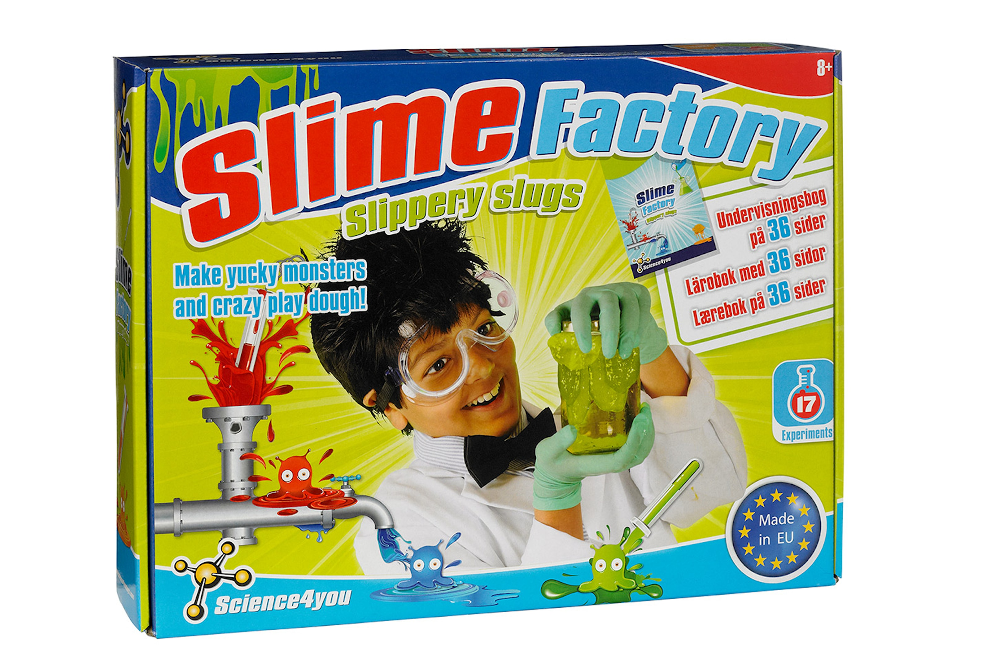 Science4You Slime Factory