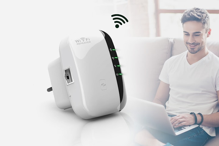 Wi-Fi repeater 300 Mbps