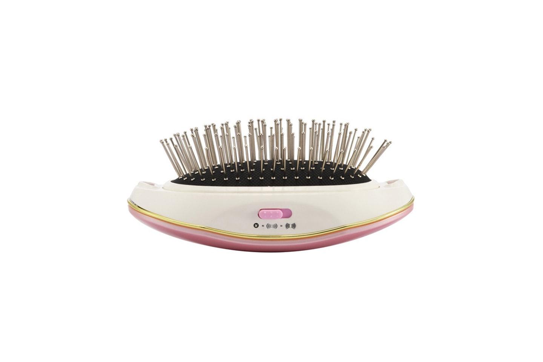 Elektrisk hårborste med massage