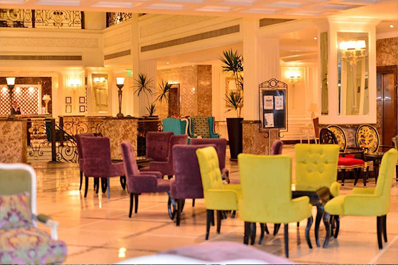 Paketresa till Sharm El Sheikh inkl. all inclusive och direktflyg