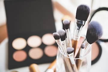 Kurs i make-up hos Third Culture