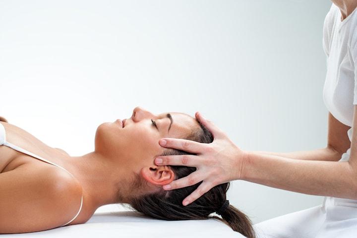 Kraniosakral terapi/Reiki healing, 60 minuter