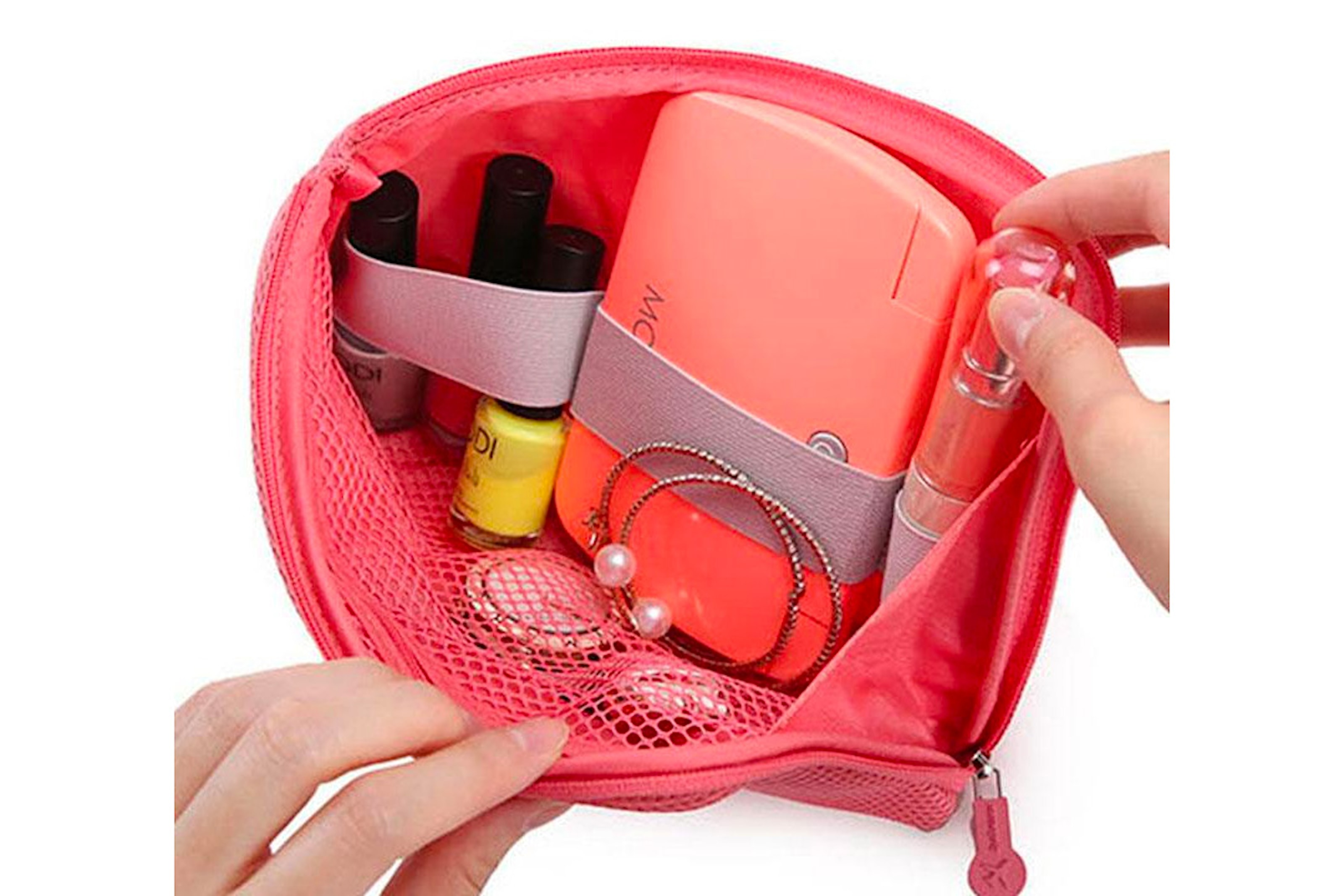 Smidig liten handresväska