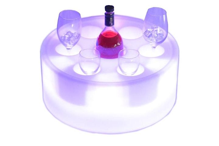 Vanntett flytende LED-bar
