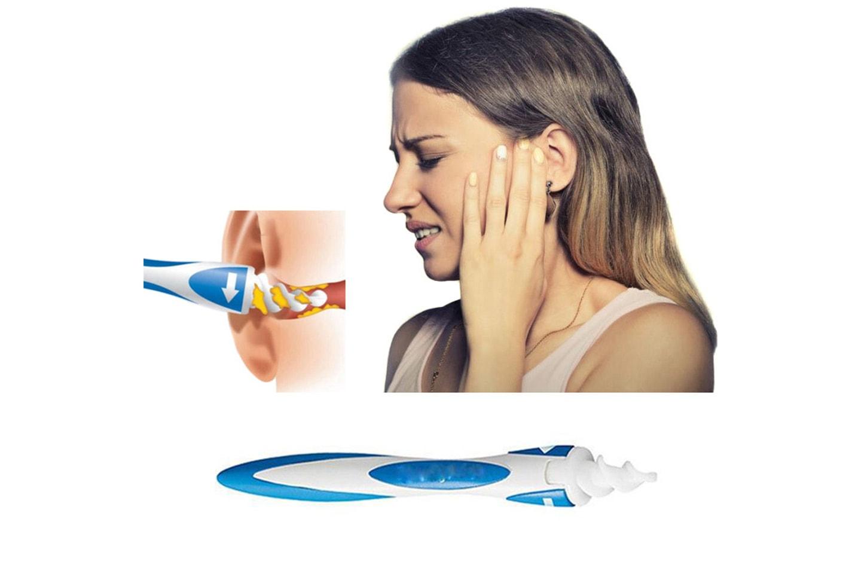 Effektiv öronrensare