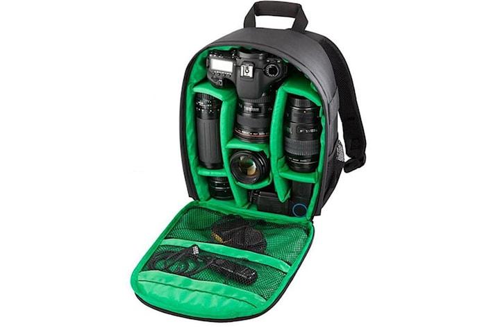 Vädertålig Kameraväska för Nikon, Canon, Sony, m.fl.