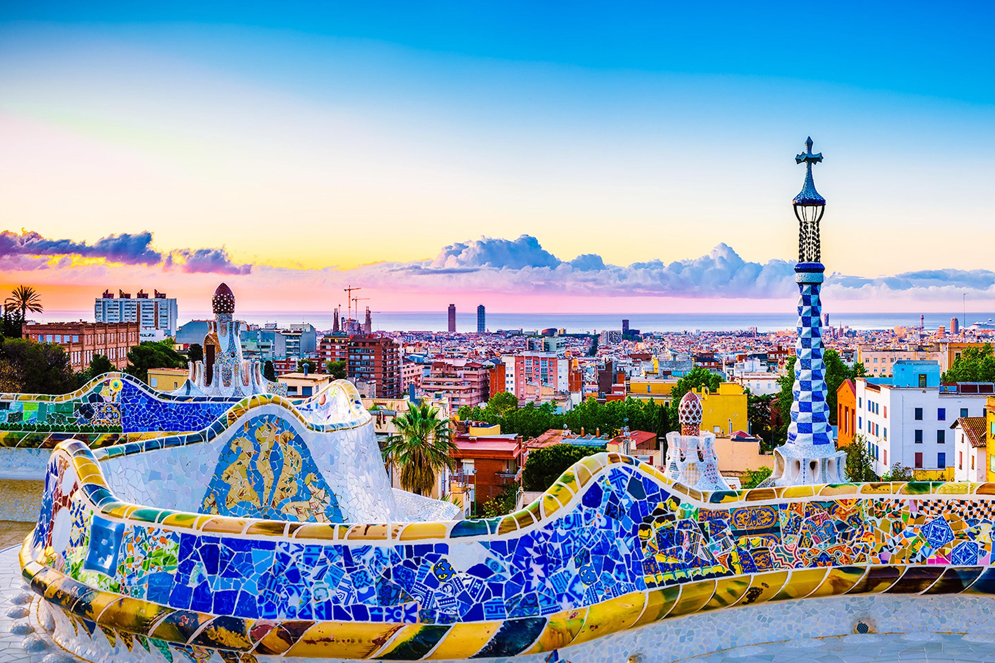 Barcelona: to eller tre netter for to personer inkl. hotell