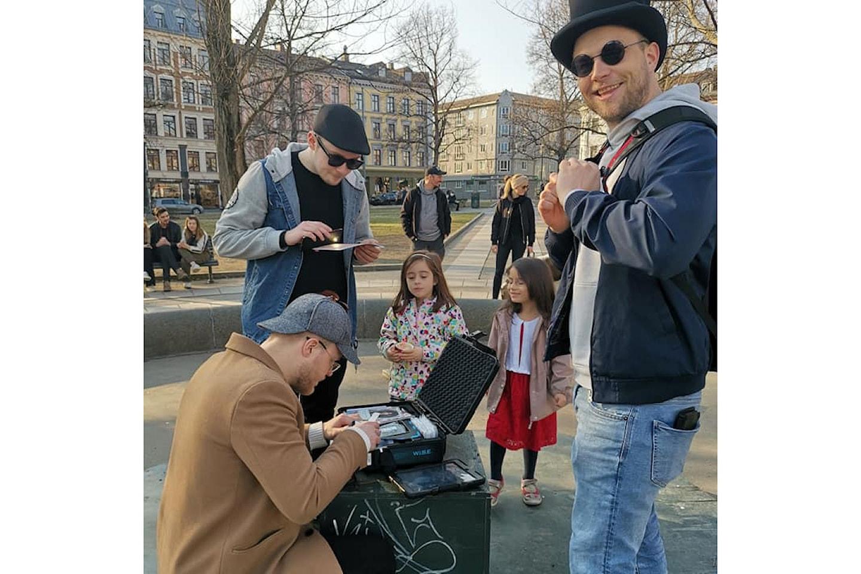 Prøv Norges råeste agentspill midt i Oslo sentrum, fra 299,- per person