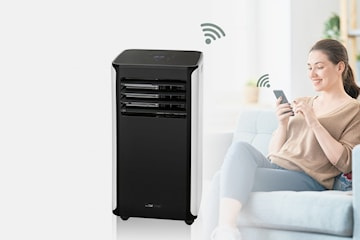 Clatronic CL 3716 Portabel AC med wifi-funktion