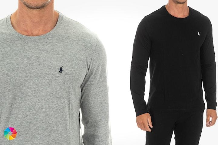 Långärmad tröja från Ralph Lauren