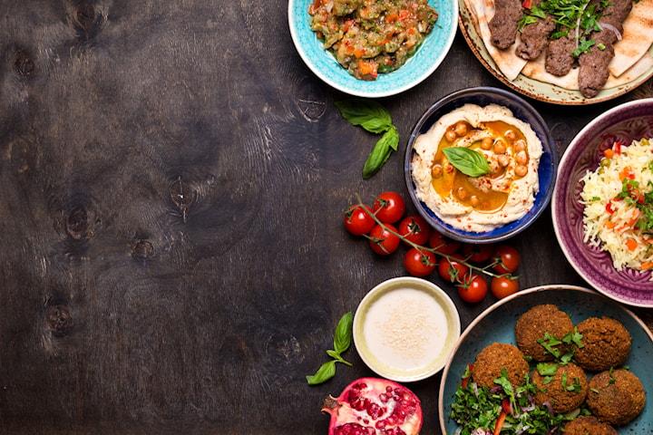 Libanesisk catering från Beirut House