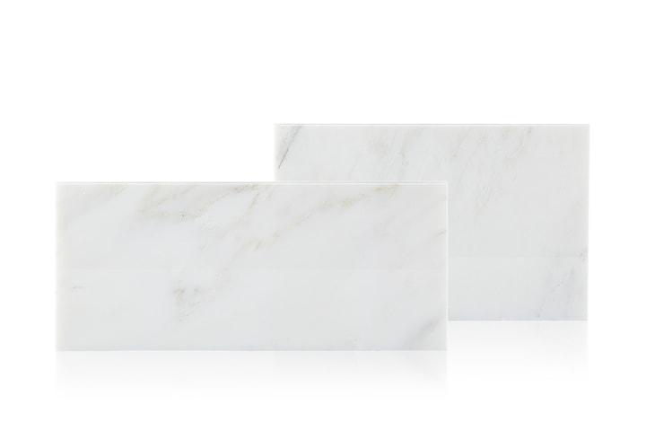 Villa Collection serveringsbricka i marmor