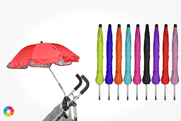 Paraply til barnevogn