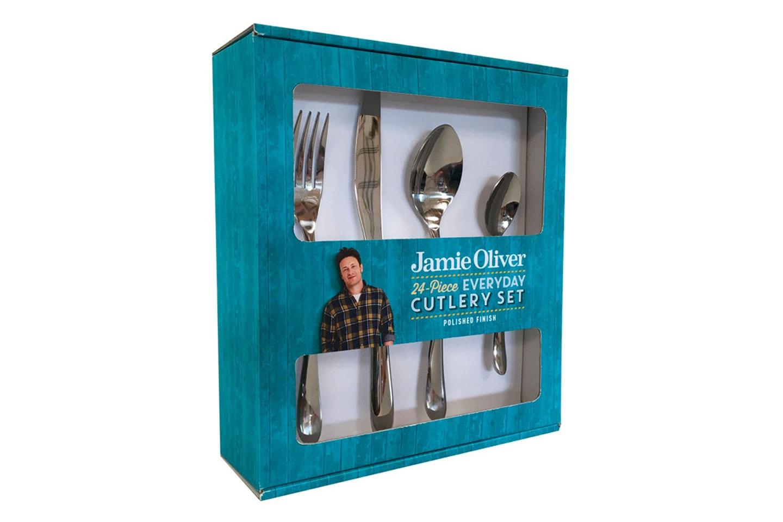 Jamie Oliver bestickset 16 delar