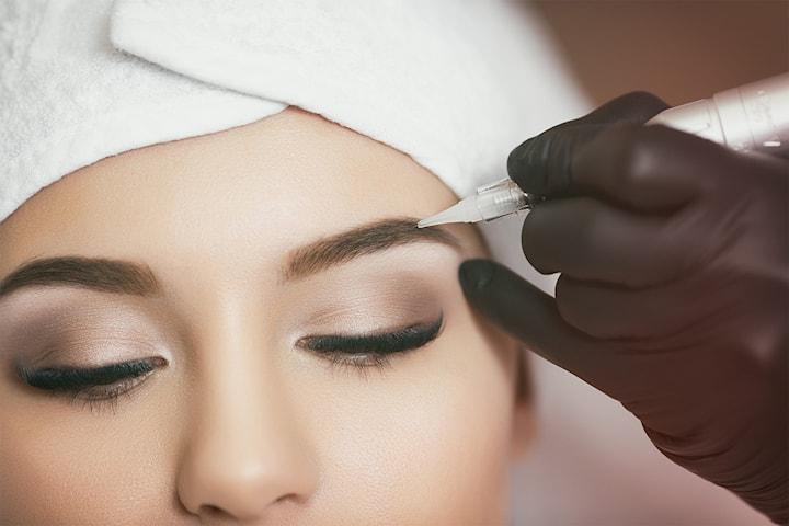 Fjerning av permanent makeup hos Beauty Senter