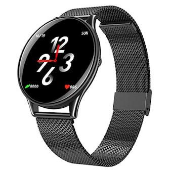 Svart, Waterproof Smartwatch SN-580, Smartwatch SN-580, ,