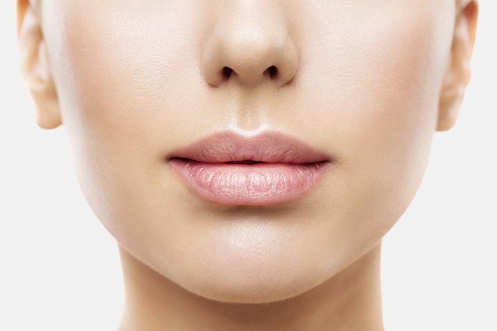 Läppigmentering med Kissum serum