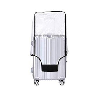 S, 2-pack, 2-pack, Plastdekke til koffert,