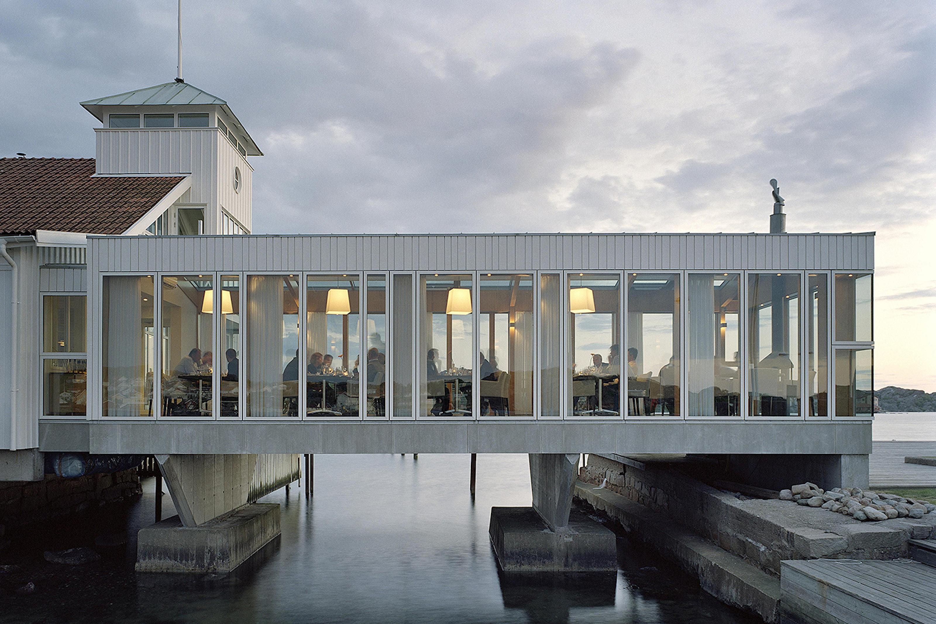Gullmarstrand hotell