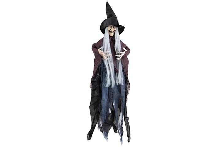 Häxa, Dekoration - Halloween