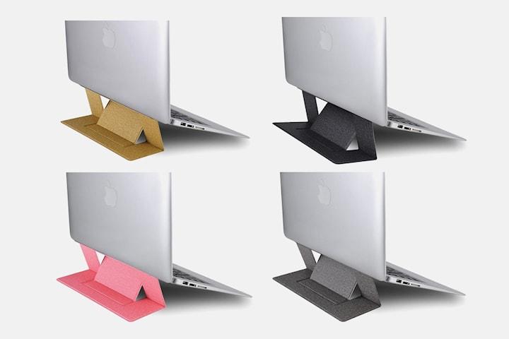 Hopvikbart laptopställ