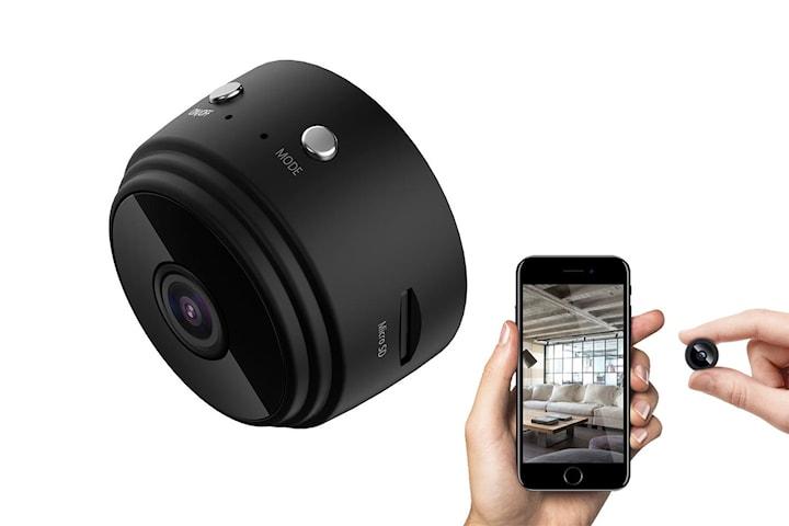Mini Wifi-kamera 1080P