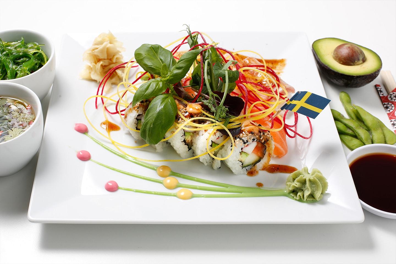 Luncherbjudande: 11 bitar mellansushi hos Sushi Kawa Fruängen