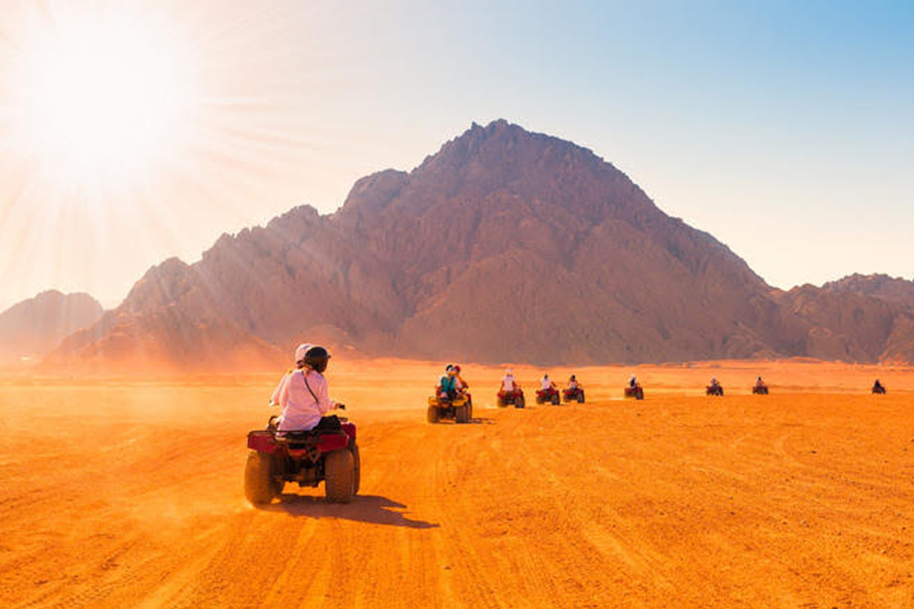 1 vecka all inclusive Sharm el Sheik med direktflyg