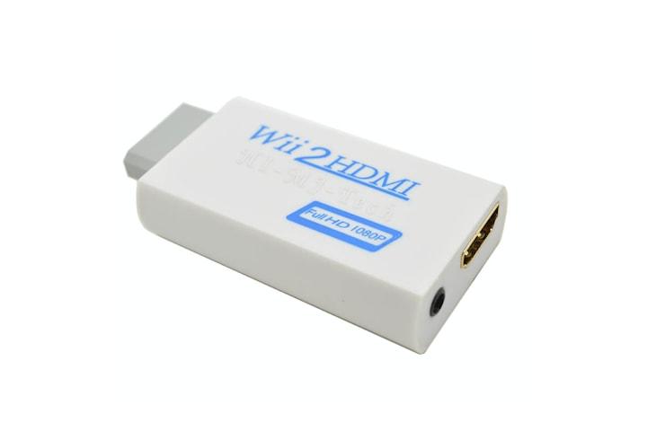 Wii till HDMI Adapter - Full HD 1080P