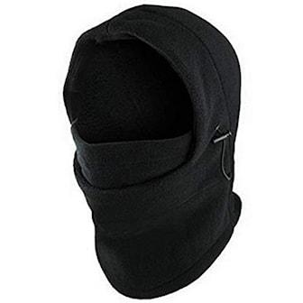 Svart, Thermal Winter Hats, 3 Colors, Balaklava, ,