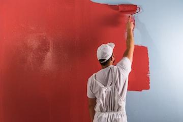 Maletjenester utført av profesjonelle. Velg mellom 3, 6, 10 og 31 timer hos SFL Bygger