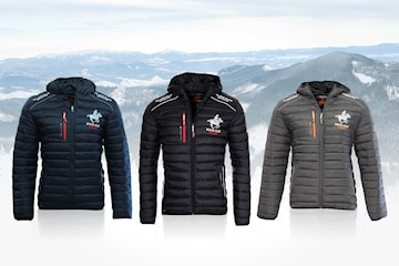 Geographical Norway jacka herr