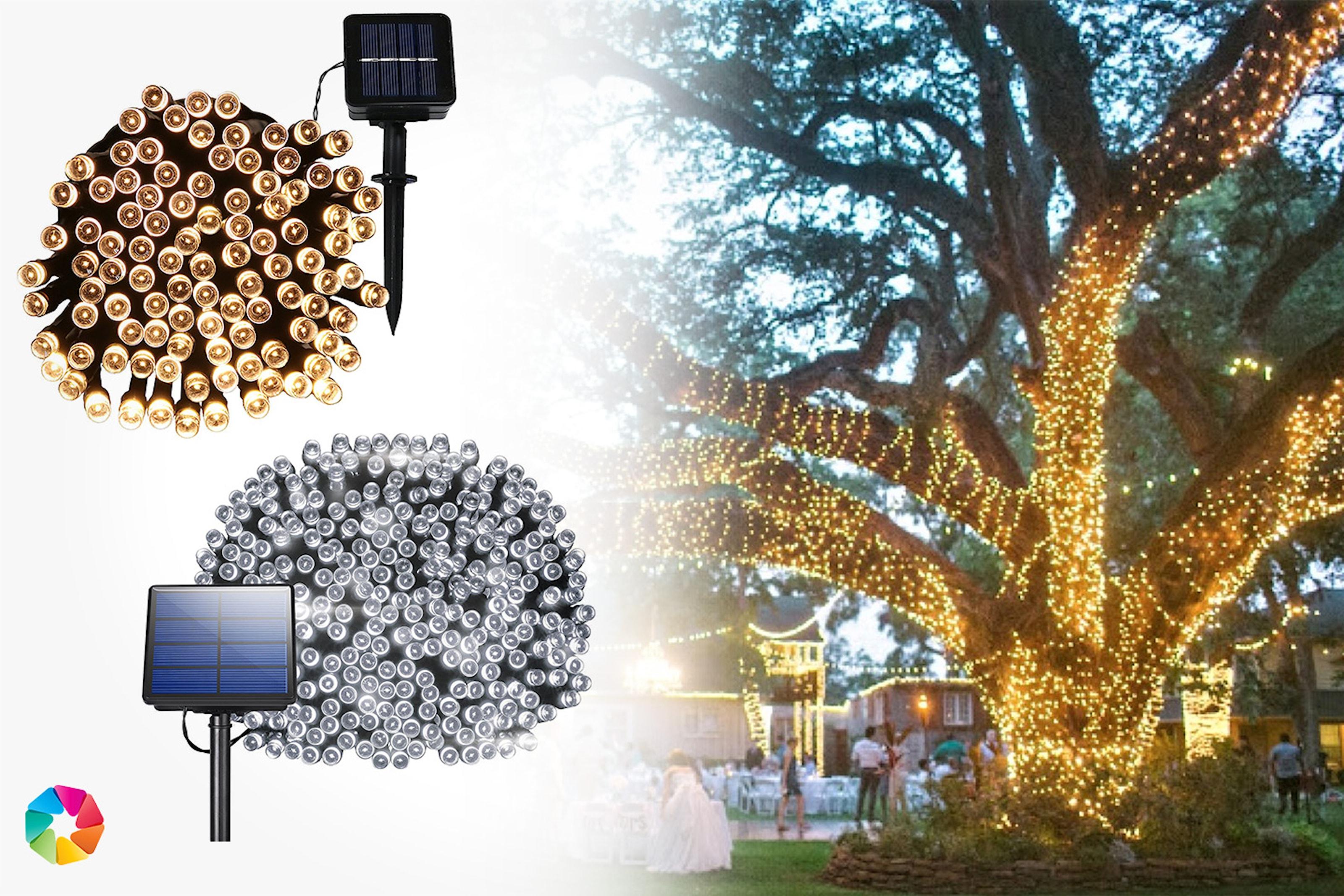 LED-ljusslinga 10 m