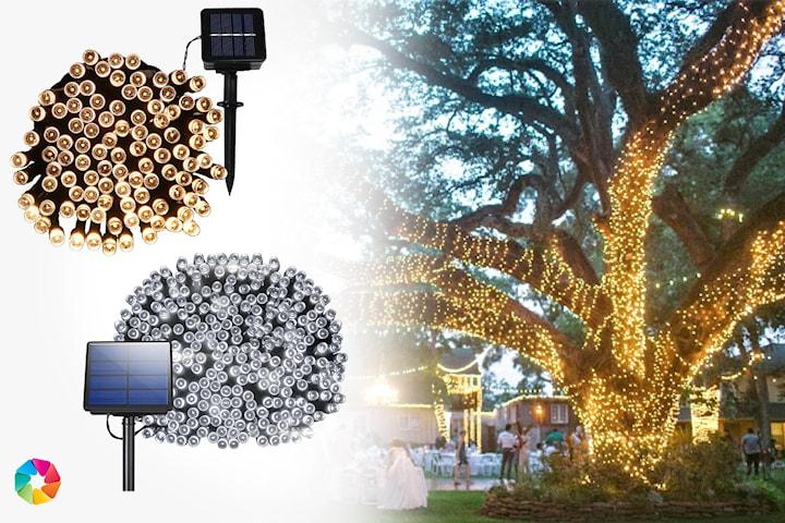 LED-lyslenke i varm og kald hvitfarge