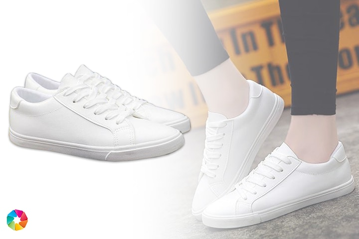 Trendiga sneakers
