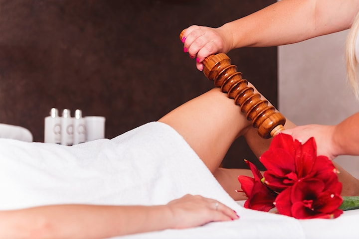 Madero massasjeterapi hos Sirkulasjonsklinikken
