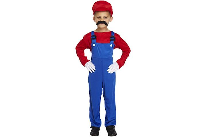 Super Workman, Maskerad - Halloween