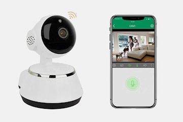 Trådlös smartkamera