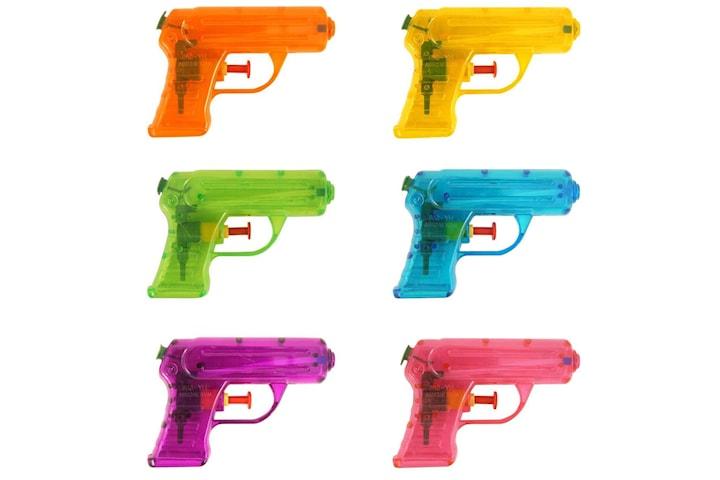 1x Vannpistol, 11 cm - Selges Tilfeldig
