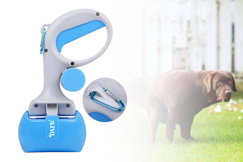 Pooper scooper för hundar (1 av 8)