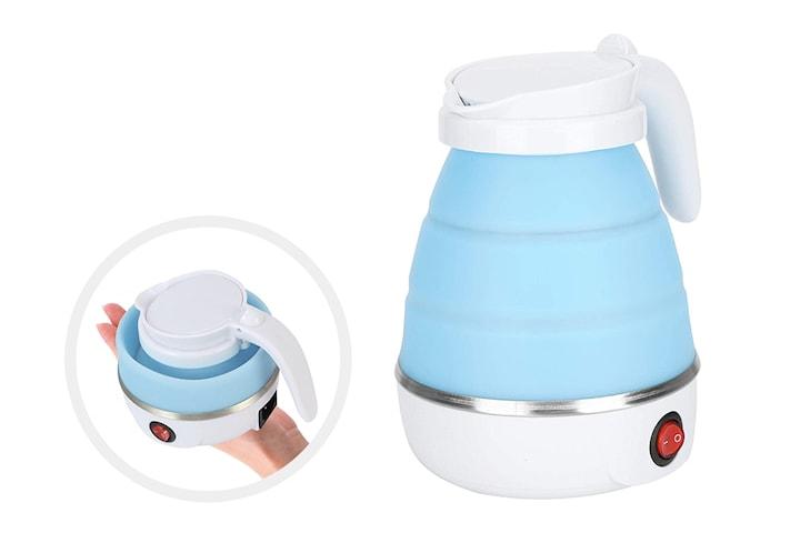 Elektrisk vannkoker sammenleggbar