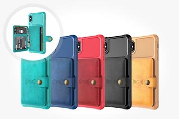 iPhone-fodral i PU-läder