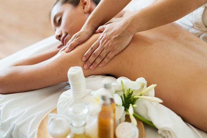 Aromamassage hos Massage Bio Generation