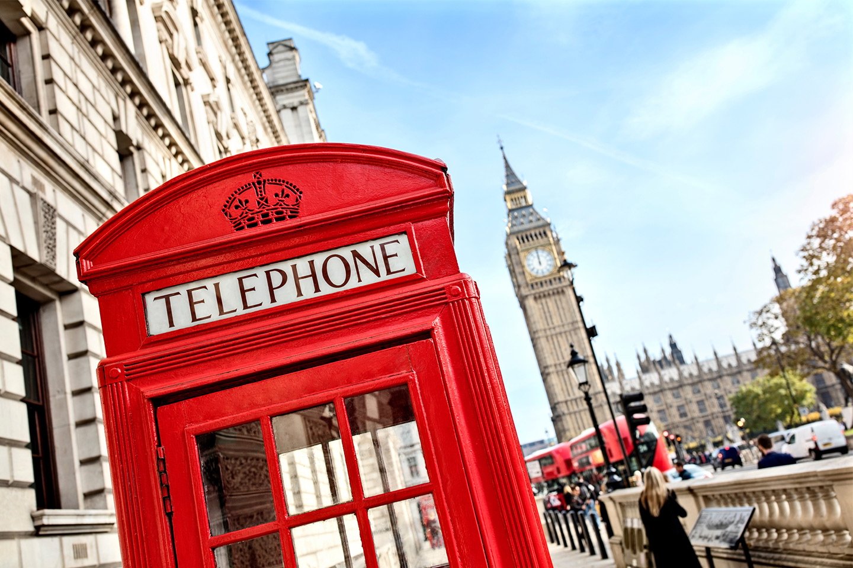 flyg och boende london