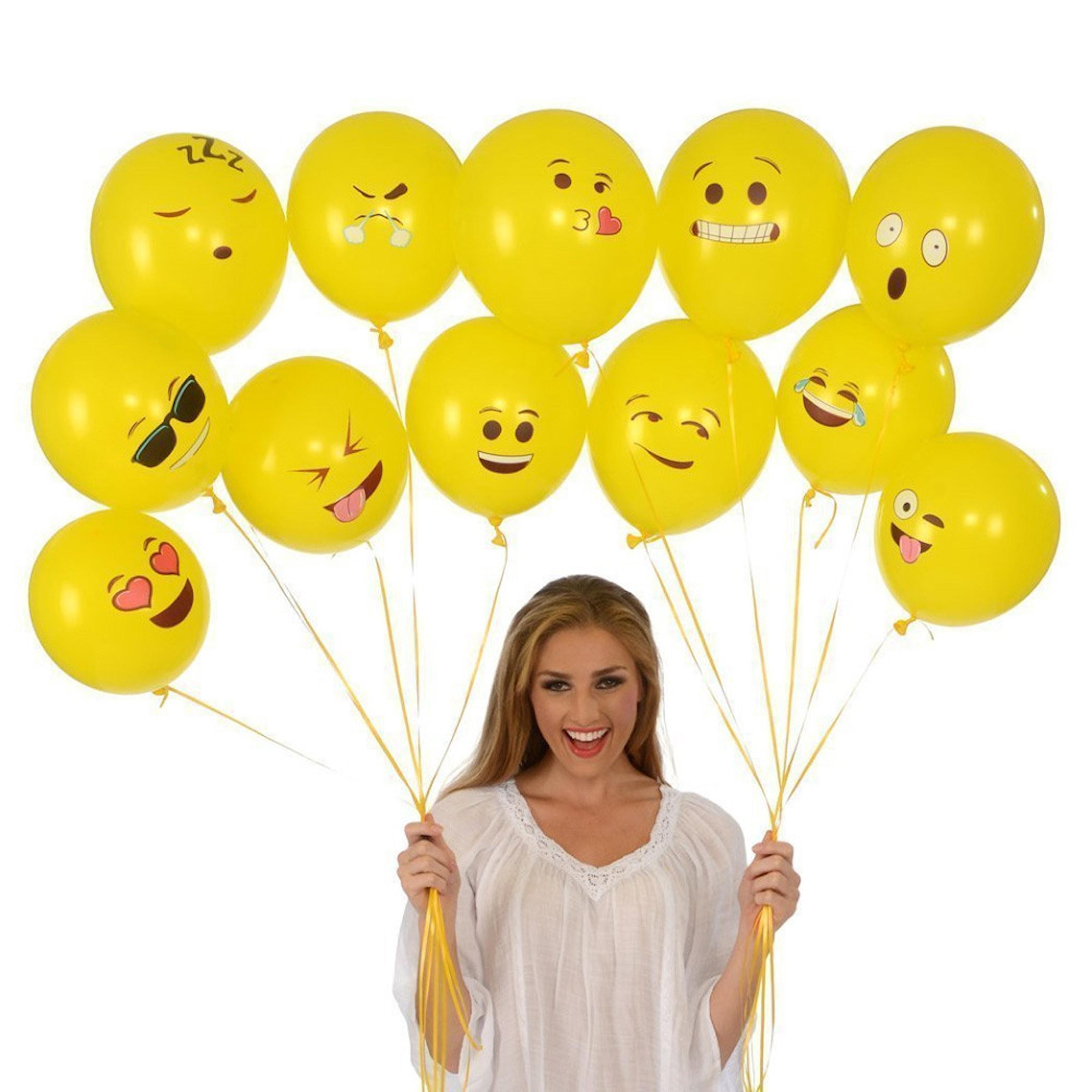 Emoji-ilmapallot